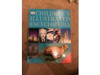 Children's illustrated encyclopaedia (800 pg)
