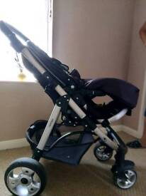 Pushchair & Cot