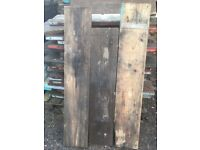Reclaimed Scaffolding Boards - Large Quantity