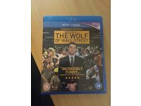The Wolf of Wall Street Blu Ray