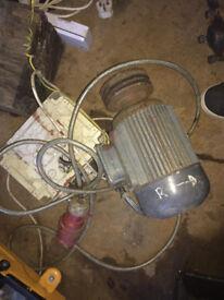 electric engine brook motors huddersfield