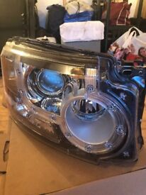 Brand New Land Rover Discovery 4 Sdv6 Headlight