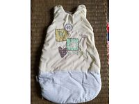 WINTER/SPRING BABY GIRL & BOY CLOTHES & SLEEPING BAGS - VERY GOOD QUALITY smoke pet free