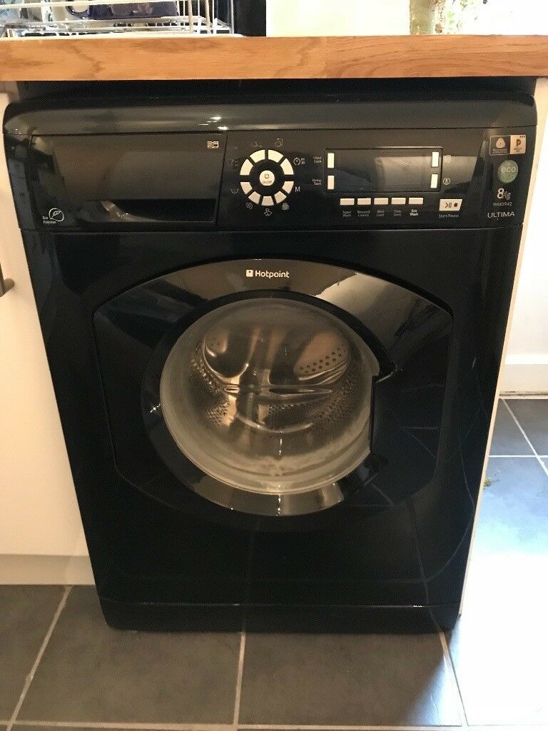 Washing Machine Hotpoint WMD942 8KG Ultima