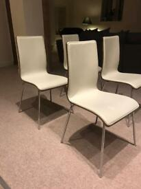 4x Dining Chairs from MADE