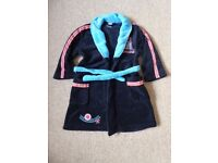 Thomas the Tank dressing gown age 3-4 years