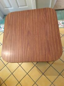 Retro/bistro table - excellent condition ! £25