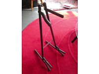 Guitar stand - folding type