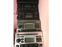 Ford cd6000 CD players for transit escort focus etc