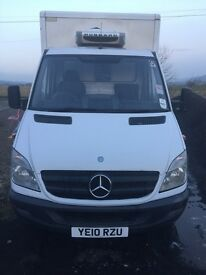 Mercedes Sprinter 2010 - Luton Fridge Van