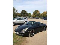 Porsche Boxster 3.2 in showroom condition