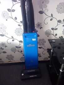 Nilco 1118 upright industrial hoover