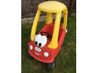 Little Tikes Cosy Coupe Car 🚗