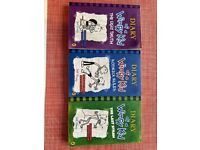 Diary of a Wimpy Kid 3 Book Set