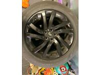 *GENUINE* 20'' LAND ROVER DISCOVERY 5 alloy wheels