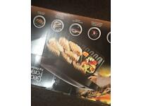 Brand New GEORGE FOREMAN GRILL serves 7