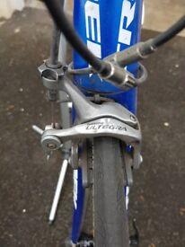 Good training or winter bike, £435, 10 speef full ultergra