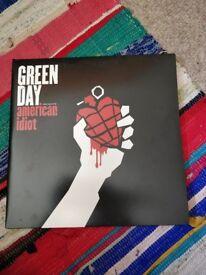 Green day vinyl