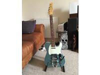 Fender 62 Reissue Telecaster MIJ(white binding)