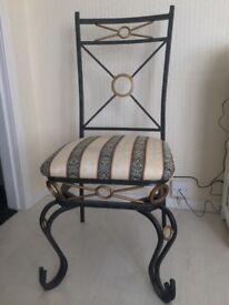Ooh la la - chair that looks a bit French