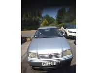 vw 150 tdi bora full mot fair condition owned 8 years new rear tyres and discs spares repairs