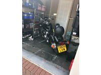 For sale yamaha 1100 xvs dragstar in good condition