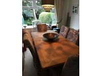 Dining table *Brand new, boxed*