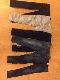 Girl jeans (ages 5-9)