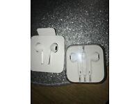 Brand new iPhone 7 earphones