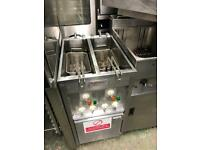 Commercial valentine electric fryer catering restaurant hotels pubs cafe takeaway equipments