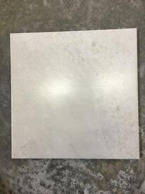 CREAM STONE EFFECT 316x316mm STONE EFFECT - 5 SQUARE METRES - £25.00
