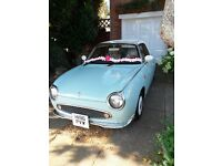 Beautiful Nissan Figaro for sale!