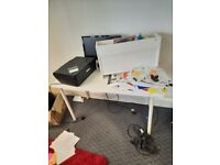 Medium wooden office table (100 cm x 60 cm )