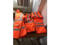 Orange PPE (Railway Clothing)