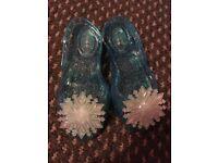 Light up Frozen shoes