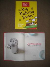 One For Children and One for Adults Hardback Baking Books: £4.00 EACH