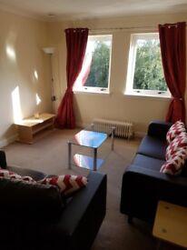 2 Bedroom Modern Furnished Flat, West End Glasgow