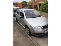 Skoda Fabia Classic, 2002, for sale. Good car for a cheap price!