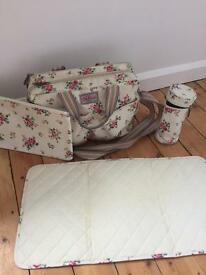 Cath Kidston Baby Nappy changing bag