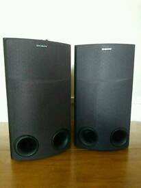 Sony SS-H6800E speakers