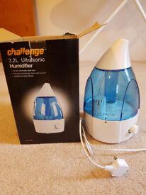Challenge Ultrasonic Humidifier