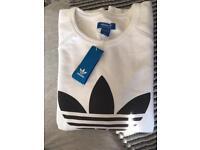 Brand new Adidas jumper
