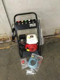 PRICE DROP! High pressure petrol washer brand new