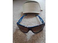 Womens Diesel Tortoise Shell sunglasses