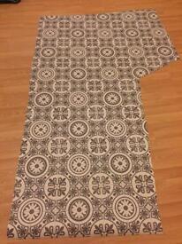 Baroque vinyl flooring off cut (NEW)