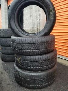 4 PNEUS HIVER PIRELLI 235 60 18   - 4 WINTER TIRES