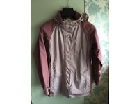 Regatta waterproof coat Size 10
