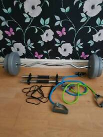 Gym equipment good for starters