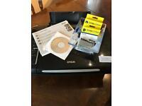 Epson stylus SX205 colour & black printer