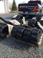 """Rubber Tracks from Groundmax""""Leverage your Equipments Potential"""""""
